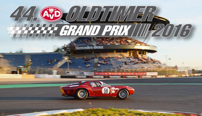 AvD Oldtimer Grand-Prix Nürburgring