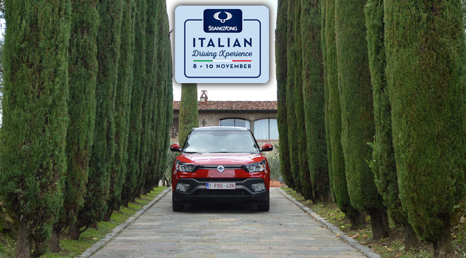 SsangYong Italian Driving Xperience