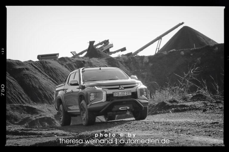 Schlammspringer – der Mitsubsihi L200 OffRoad